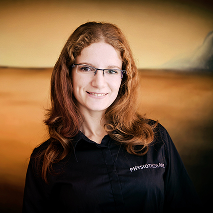 Sara Busse Physiotherapeutin