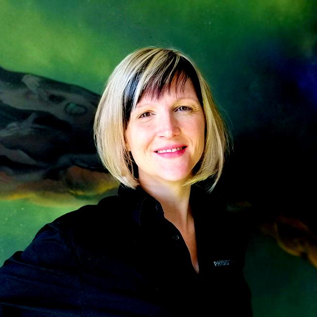 Anja Bichtemann Physiotherapeutin