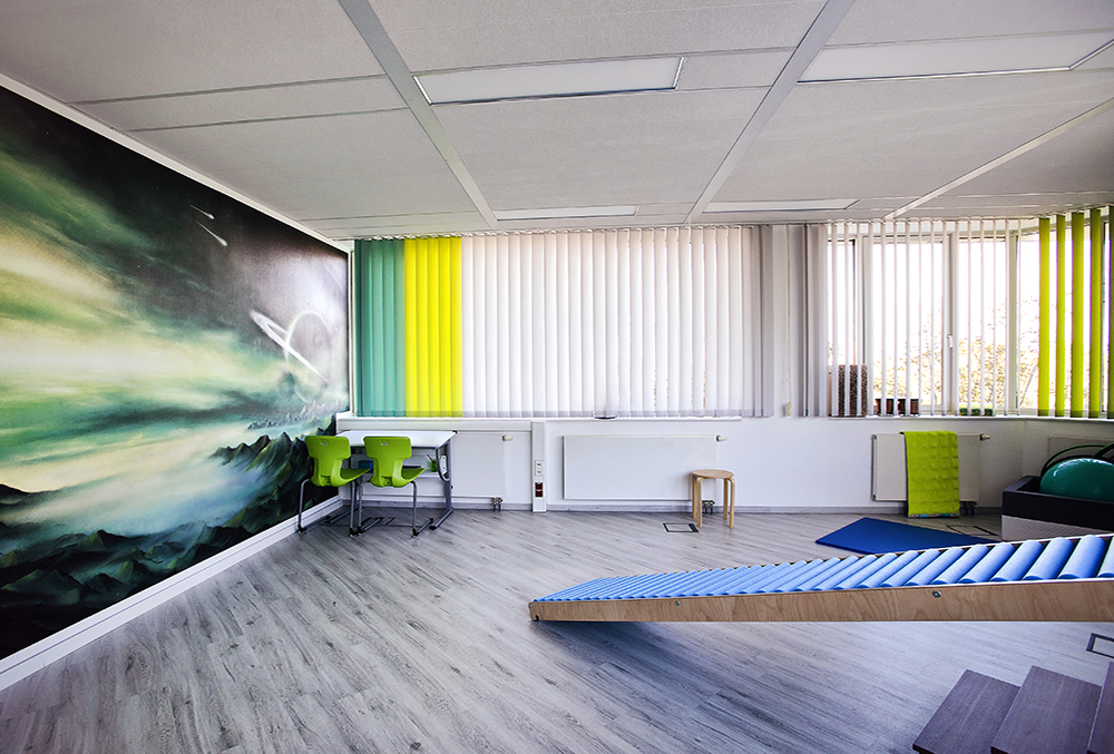 Ergotherapie Dessau Bewegungsraum für Kinder